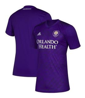 Camisa Orlando City Roxa (19-2020) Nova Pronta Entrega