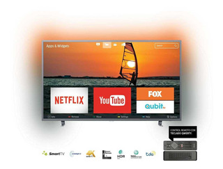 Smart Tv 55 Uhd 4k Philips Pug6703/77
