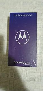 Celular Motorola One Novo