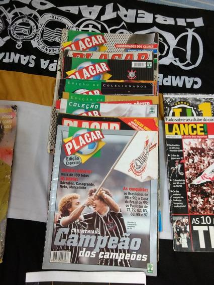 Revista Placar - Campeão Dos Campeões