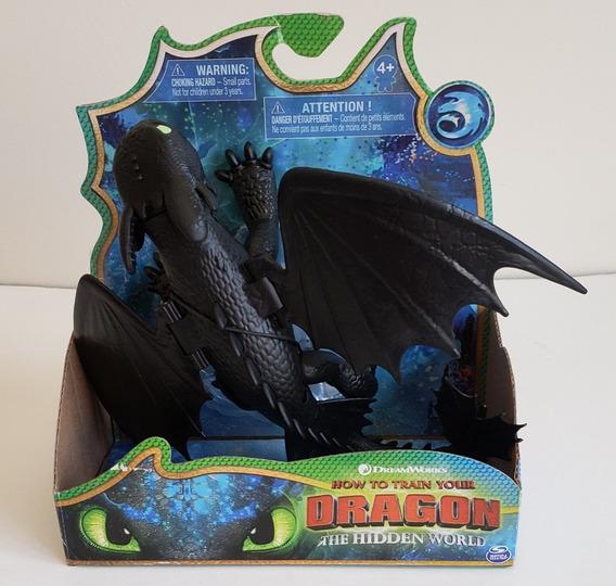 Banguela Como Treinar Seu Dragão 3 Original