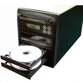 Duplicadora De Dvd E Cd Com 03 Gravadores