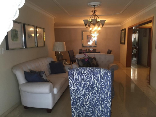 Imagen 1 de 14 de Vendo Precioso Apartamento Tipo Penthouse En Bella Vista