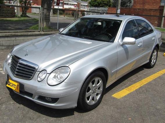 Mercedes Benz Clase E 200 At 2.0