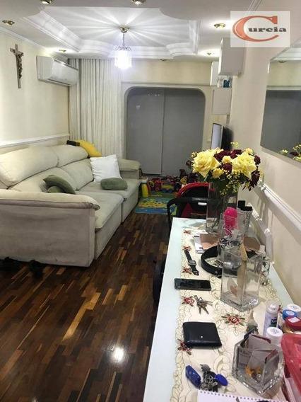 Apartamento Com 3 Dormitórios Para Alugar Por R$ 4.000/mês - Vila Clementino - São Paulo/sp - Ap5662