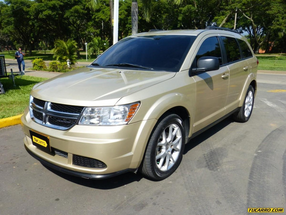 Dodge Journey Se At 2400cc
