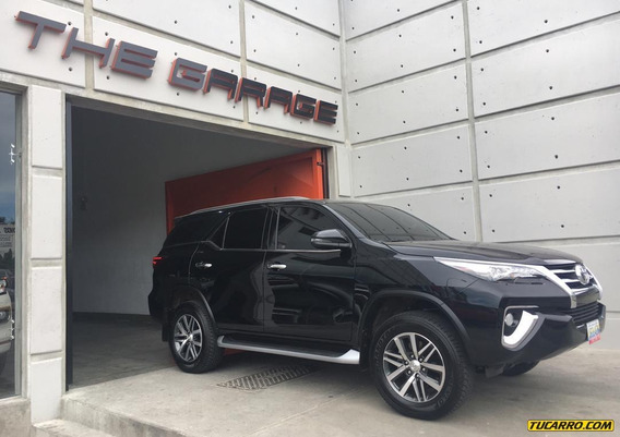 Toyota Fortuner Año 2019