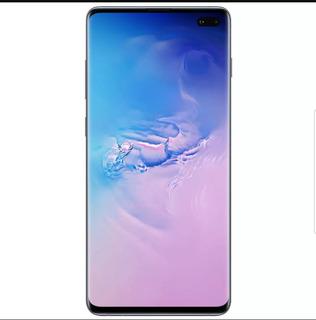 Samsung S10 Plus Azul 128 Gb Nuevo!
