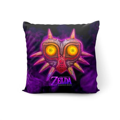 Cojín The Legend Of Zelda Majora's Mask 45x45cm Vudú Love