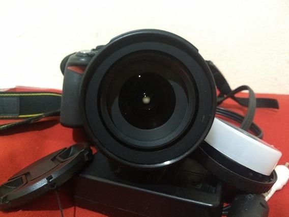 Nikon D 3100 Lente 18-105 Perfeito Estado E Funcionamento