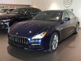 Maserati Quattroporte S Granlusso 2017