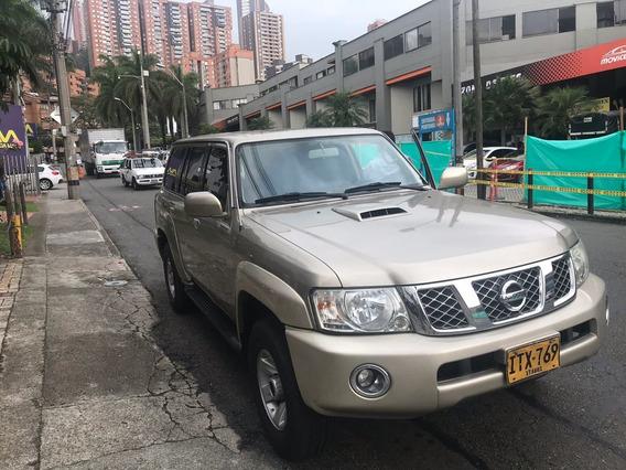 Nissan Patrol Turbo Diesel