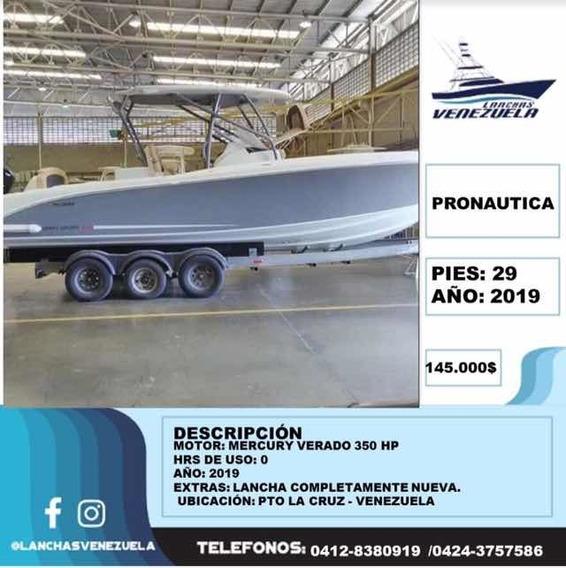 Lancha Pronautica Open 2019 Lv183