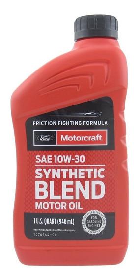 Aceite Semisintetico 10w30 Motorcraft (1qt) Xo10w30q1sp