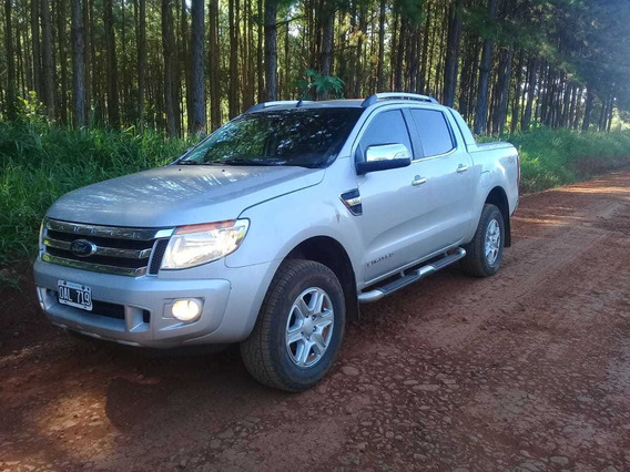 Ford Ranger Limited 4x4 2014