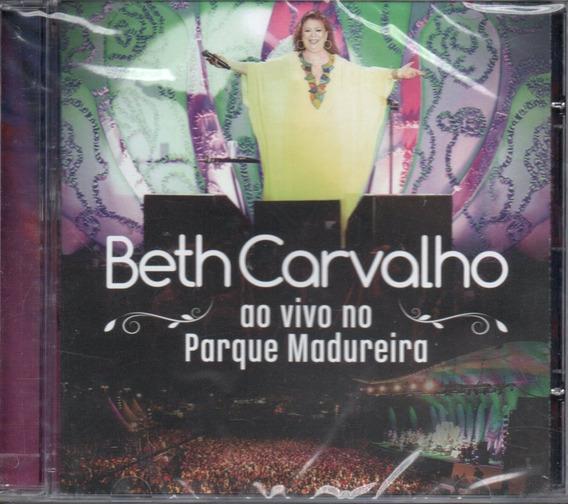 Cd Beth Carvalho - Ao Vivo No Parque Madureira