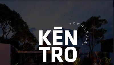 Kentro Es Un Desarrollo De Casas Tipo Townhouse Ubicado Al Norte