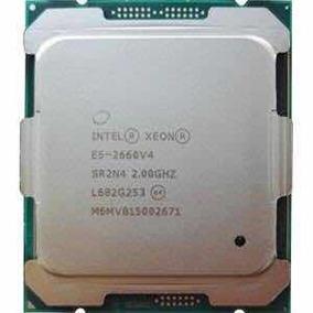 Processador Intel Xeon E5-2660 V4 2ghz 14 Core Fclga2011-3
