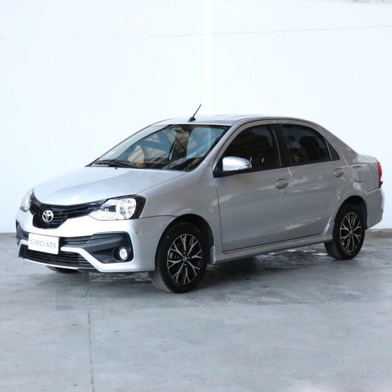 Toyota Etios 1.5 Sedán Xls - 23952 - C