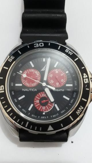 Relógio Nautica Calendar - L52