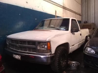 Chevrolet Cheyenne Carga