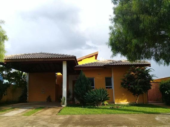 Casa À Venda Em Chácara Santa Cruz Dos Pires - Ca079834