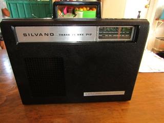Radio Antiguo Silvano