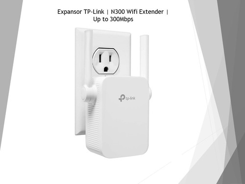 Expansor Wifi Tp-link Tl-wa855re