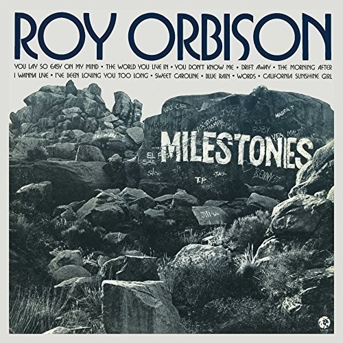 Roy Orbison Milestones Cd Us Import