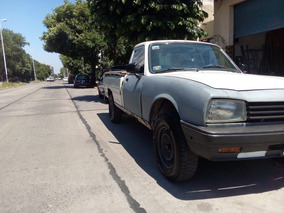 Peugeot 504 2.3 Pick Up Grd Diesel 1989