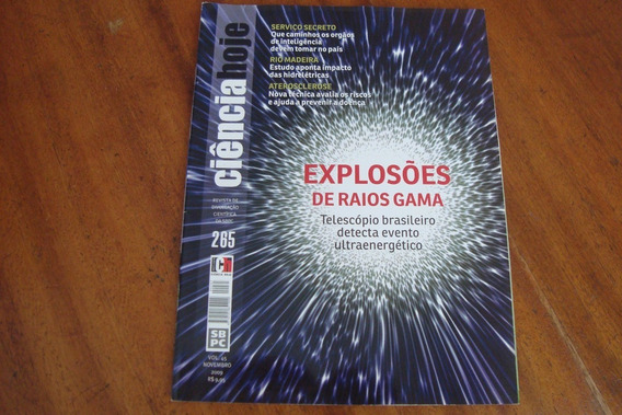 Rev Un / Ciencia Hoje 265 / Explosoes De Raios Gama