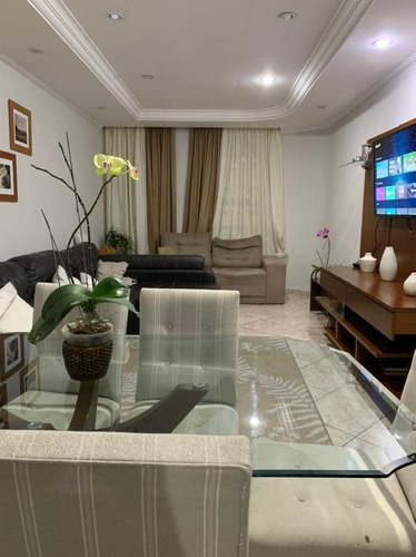 Sobrado Com 4 Dormitórios À Venda, 257 M² Por R$ 490.000 - Vila Primavera - São Paulo/sp - So2022