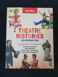 Nellhaus. Theatre Histories
