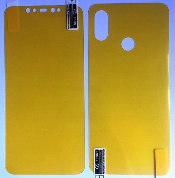 Protetor Gel 2.5d Frente E Verso Xiaomi Mi8 Mi 8 Frete 14,90
