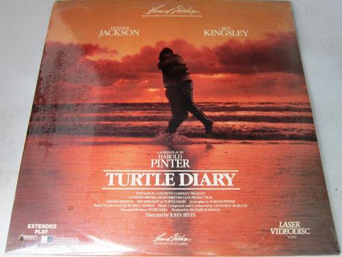 Glenda Jackson - Turtle Diary Ld