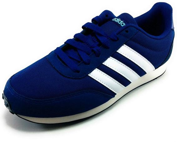 Tenis adidas Mujer Azul V Racer Bc0113