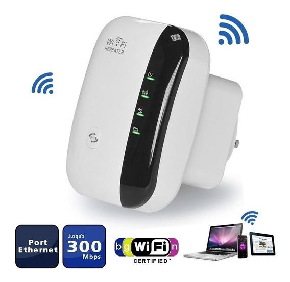 Repetidor Wifi 300 Mbps Extensor De Señal