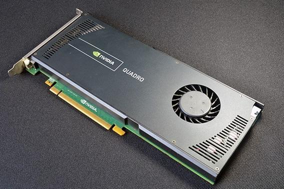 Tarjeta De Video Quadro Nvidia 4000 2 Gb Pc Edición Animació