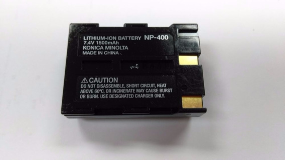 Bateria Original Konica Minolta Np-400 Np400