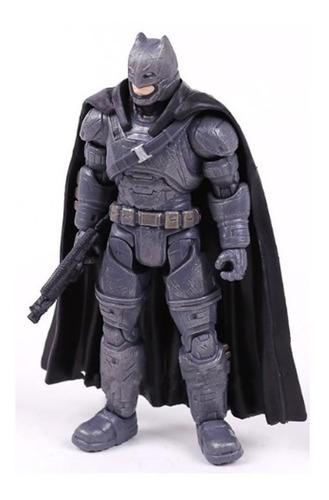 Batman Armadura Figura De Coleccion Batman Vs Superman