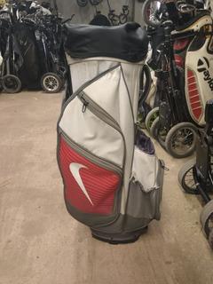 Golf, Bolsa De Palos Nike