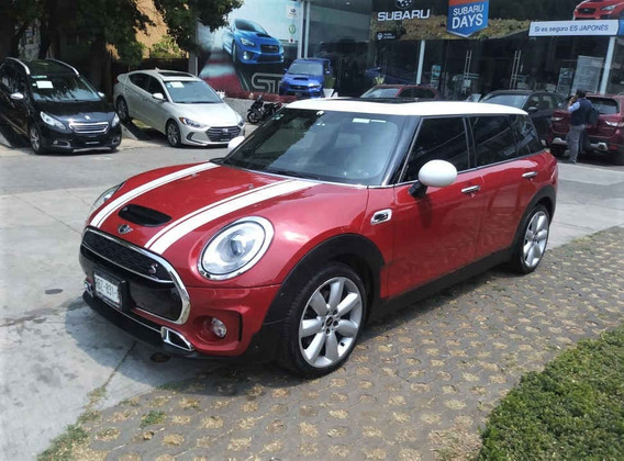 Mini Clubman 2016 5p Cooper S Clubman Hot Chili At