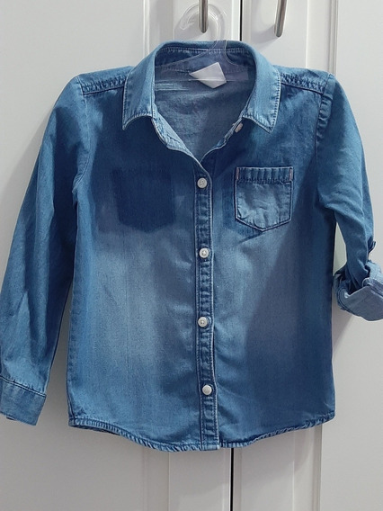 Camisa De Jean Carters
