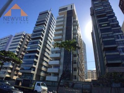 Apartamento Com 5 Quartos À Venda, 474 M² Por R$ 2.800.000 -av. Boa Viagem - Recife/pe - Ap1337
