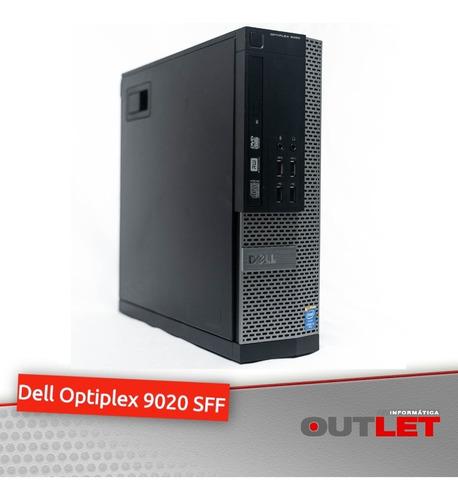 Computador Dell Optiplex 9020 Sff Core I7  16 Gb 240gb Ssd