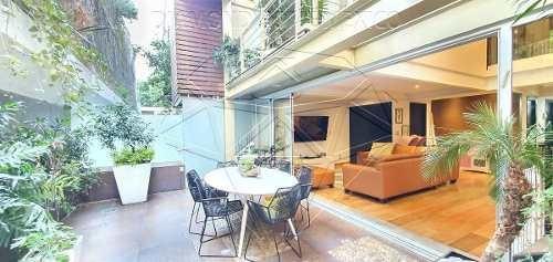 Departamento Polanco Garden House Alberca