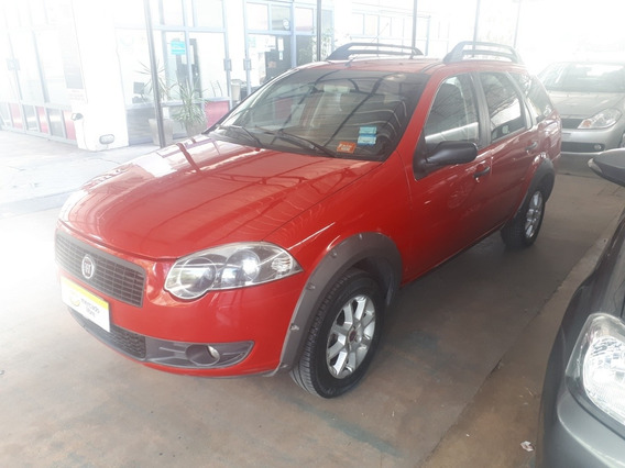 Fiat Palio Weekend Trekking 1.4