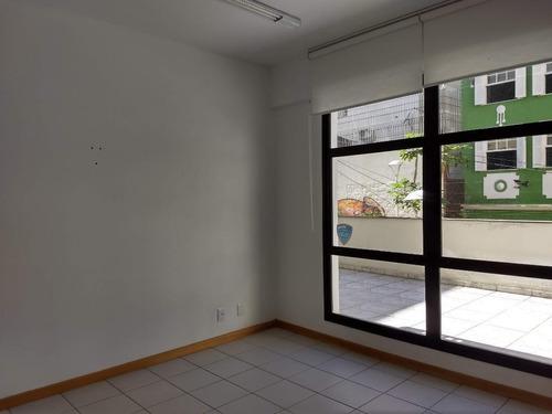 Imagem 1 de 17 de Sala Comercial De 32m² No Centro Da Cidade - Sa0743