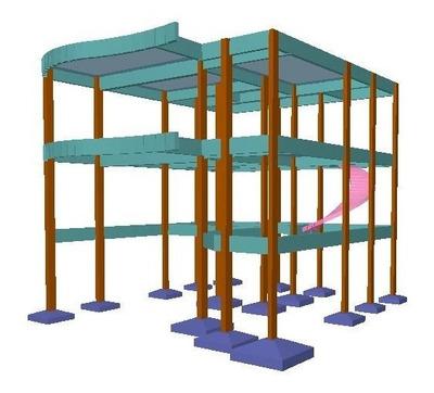 Projeto Estrutural Duplex