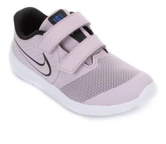 Tênis Nike Star Runner 2 Lilás Original C/nota Fiscal